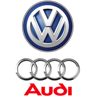 logo Audi Volkswagen